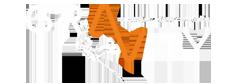 Logo Gravity Usługi Alpinistyczne